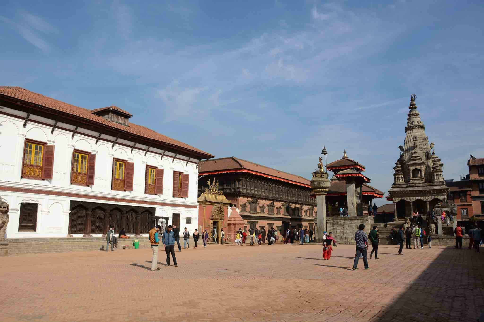 Bhaktapur durbar square - Best dating spot in Kathmandu
