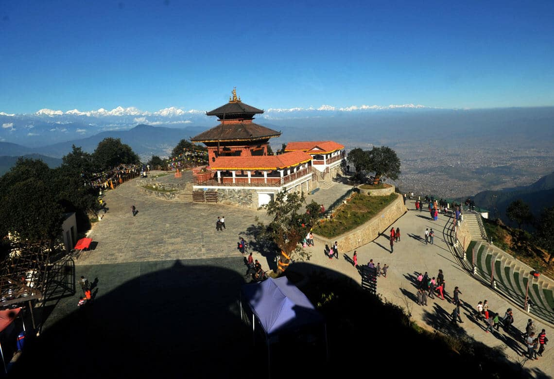 Chandragiri Hills - Best Dating Spot in Kathmandu