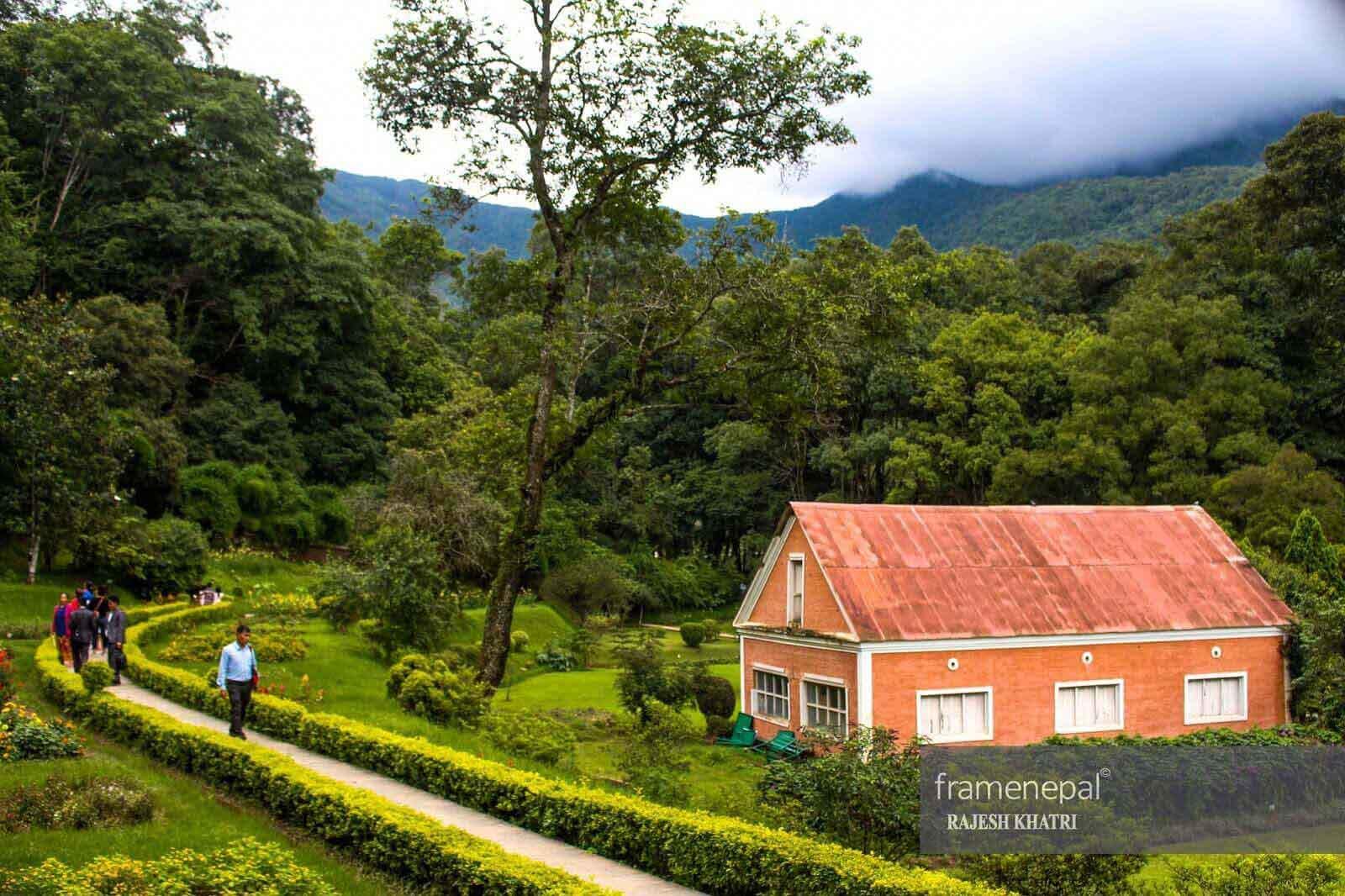 Godawari Garden Lalitpur -Best Dating spot in Kathmandu
