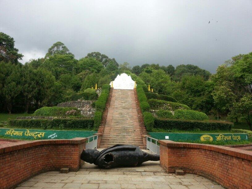 Tribhuvan Park - Best Dating Spot in Kathmandu