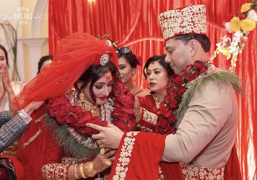 Aanchal Sharma Wedding Photo
