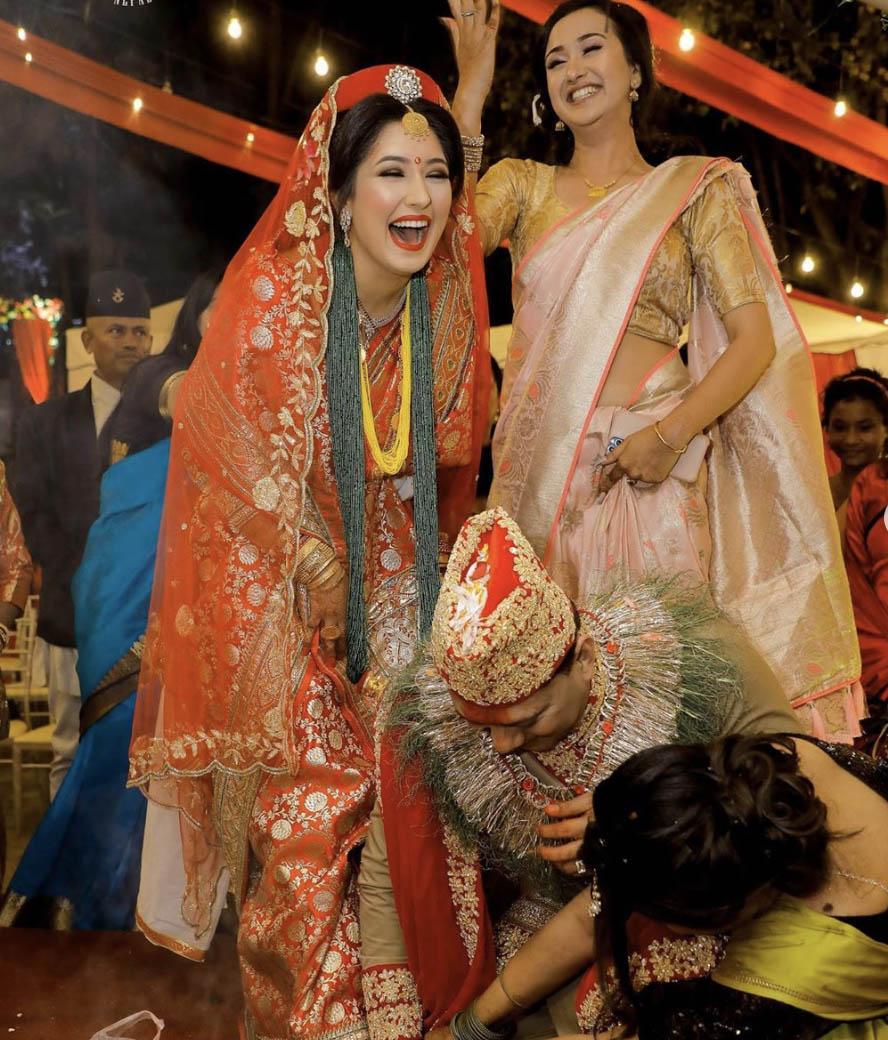 Aanchal Sharma Wedding Photo4