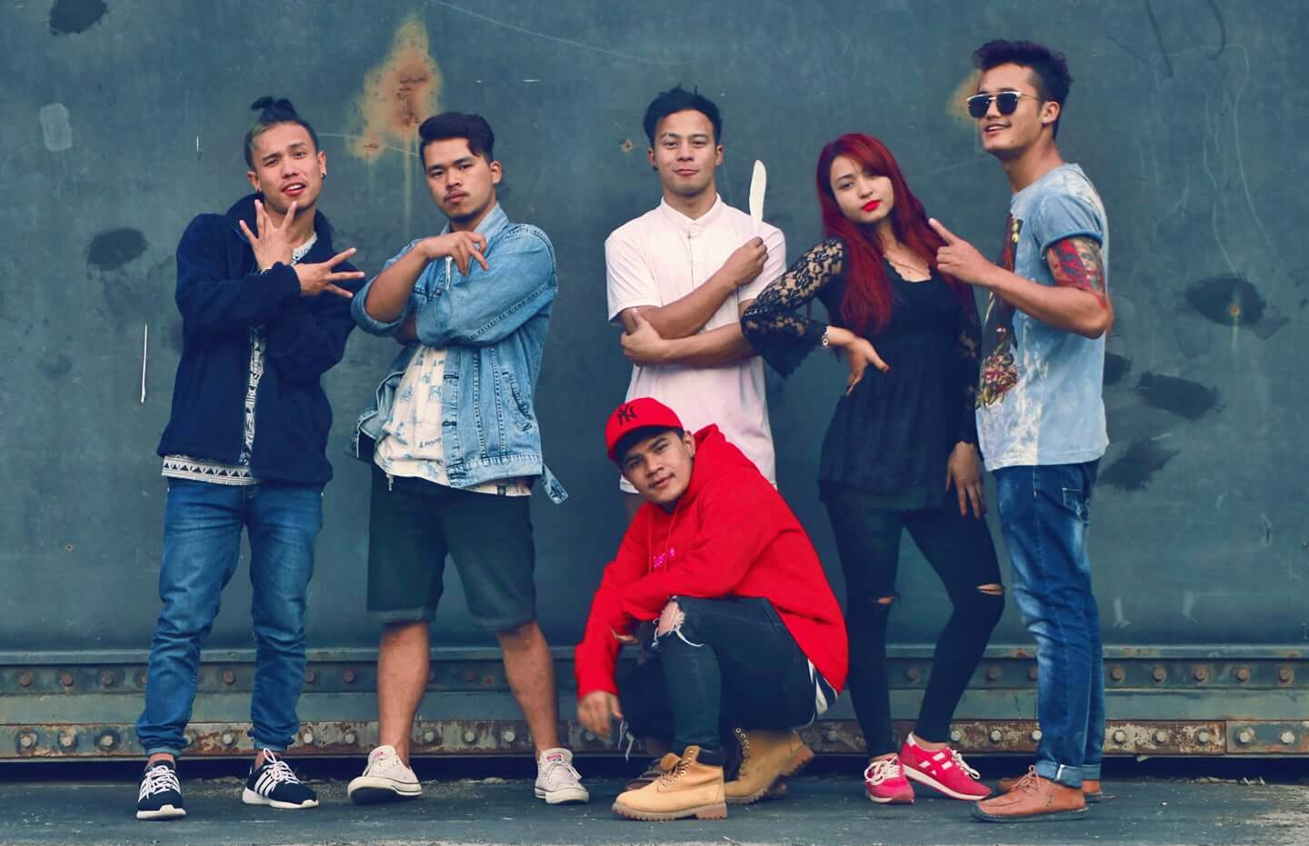 Cartoonz Crew - Best dance Crews in Nepal