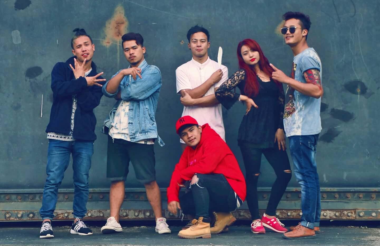 Cartoonz Crew - Best dance Crews in Nepal
