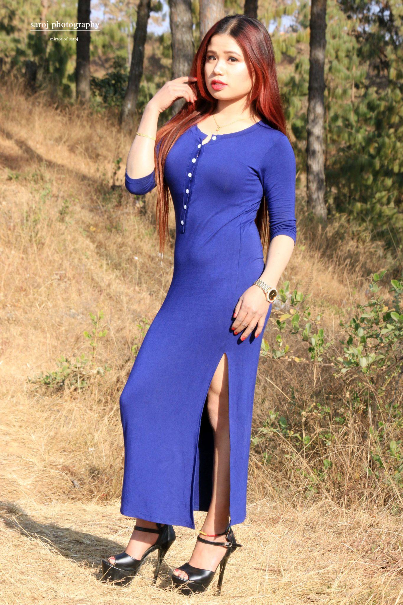 Renuka Rai Miss Rai 2018 Contestant