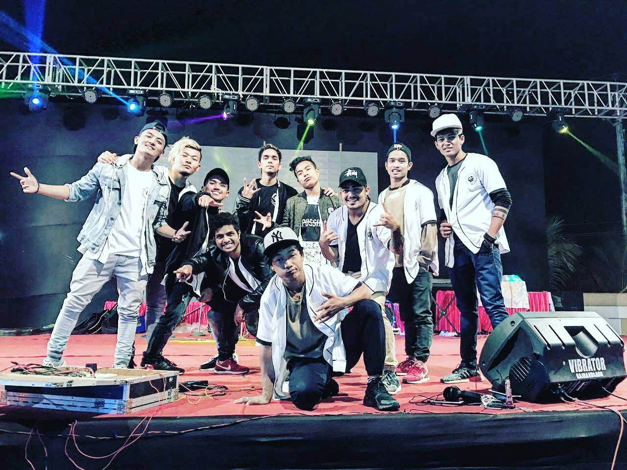 Wild Riperz - Best Dance Crew in Nepal