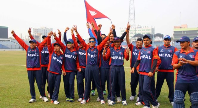 Nepali Cricket In ICC World Cricket League Division 2