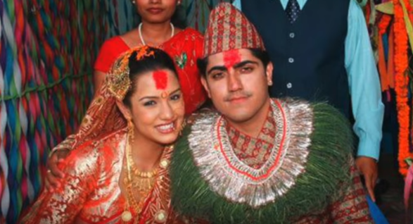 Priyanka Karki Marriage