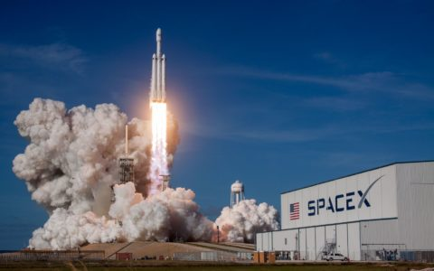 facts about falcon heavy