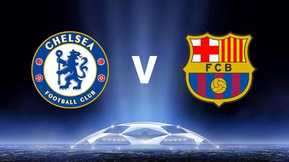 Chelsea v Barcelona