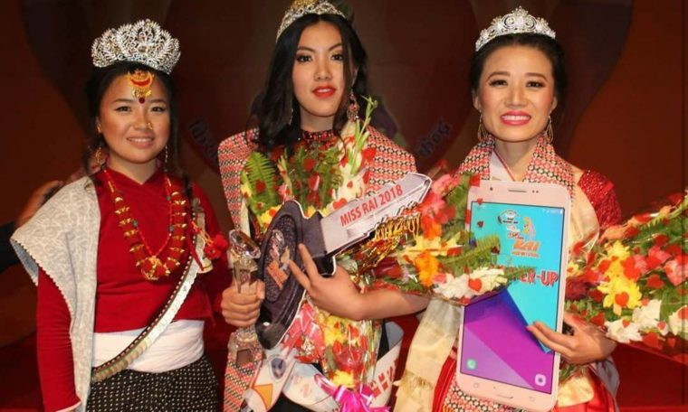 Miss Rai 2018 winner