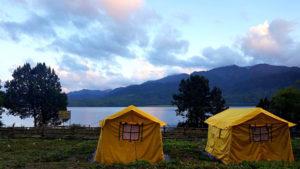 Rara lake best winter destination