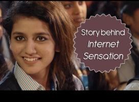 Story Behind Internet Sensation | Priya Prakash Varrier