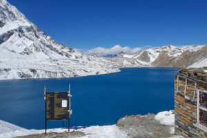 Tilicho Lake best winter destination