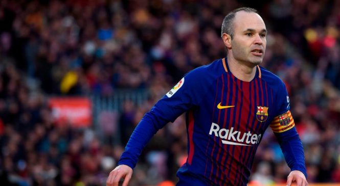 Iniesta to China? Bad for football !