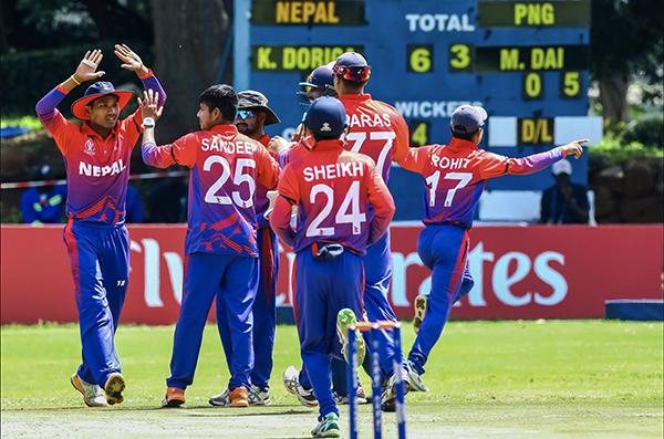 Nepal ODI status