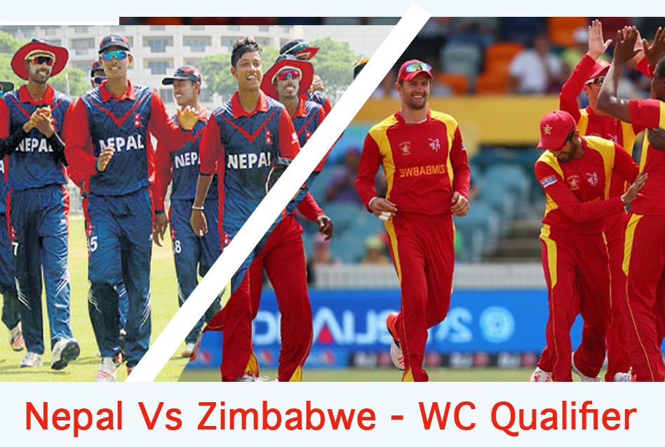 Nepal vs Zimbabwe