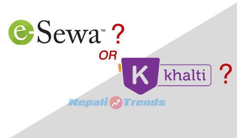 esewa vs khalti