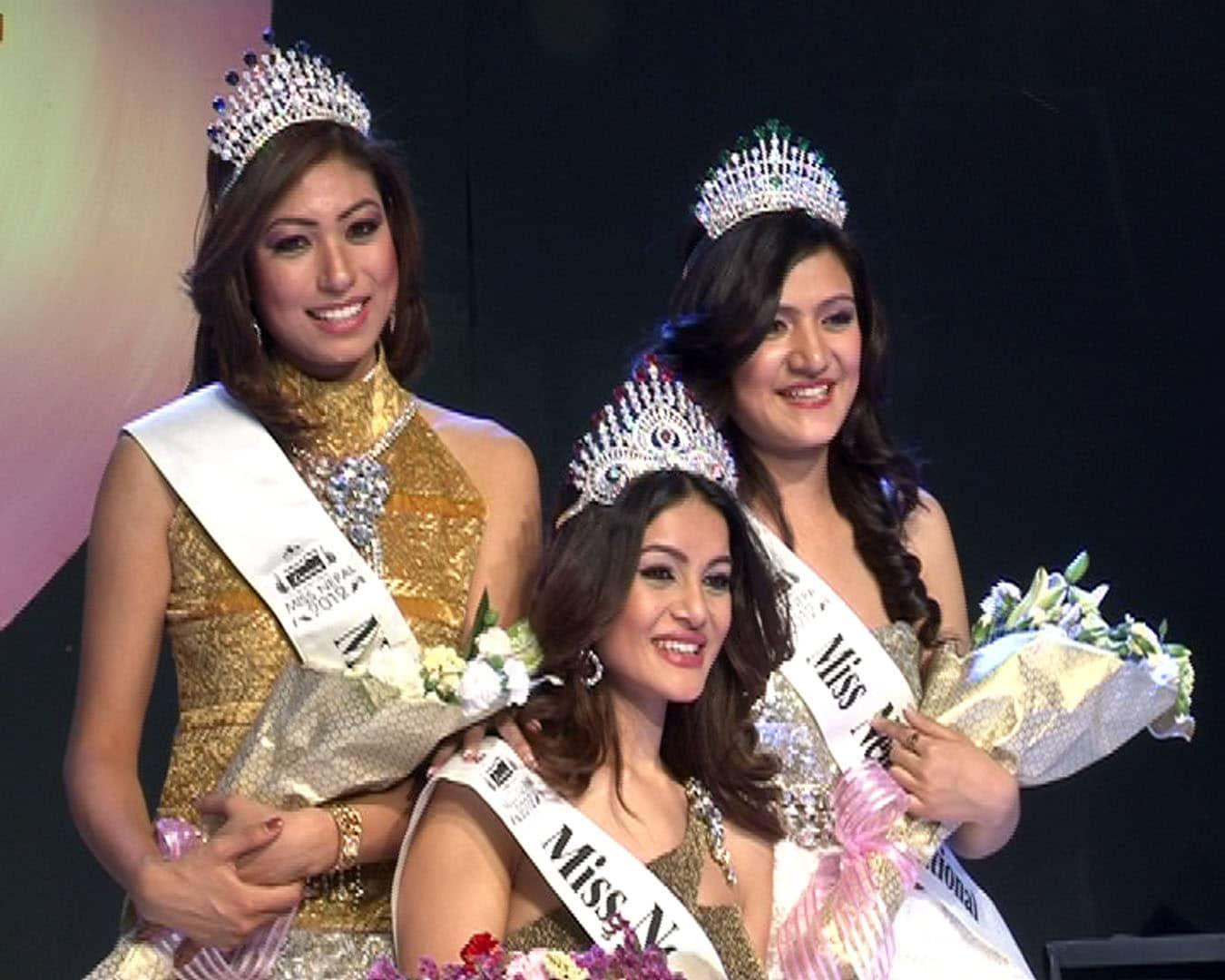 Miss Nepal 2012-03