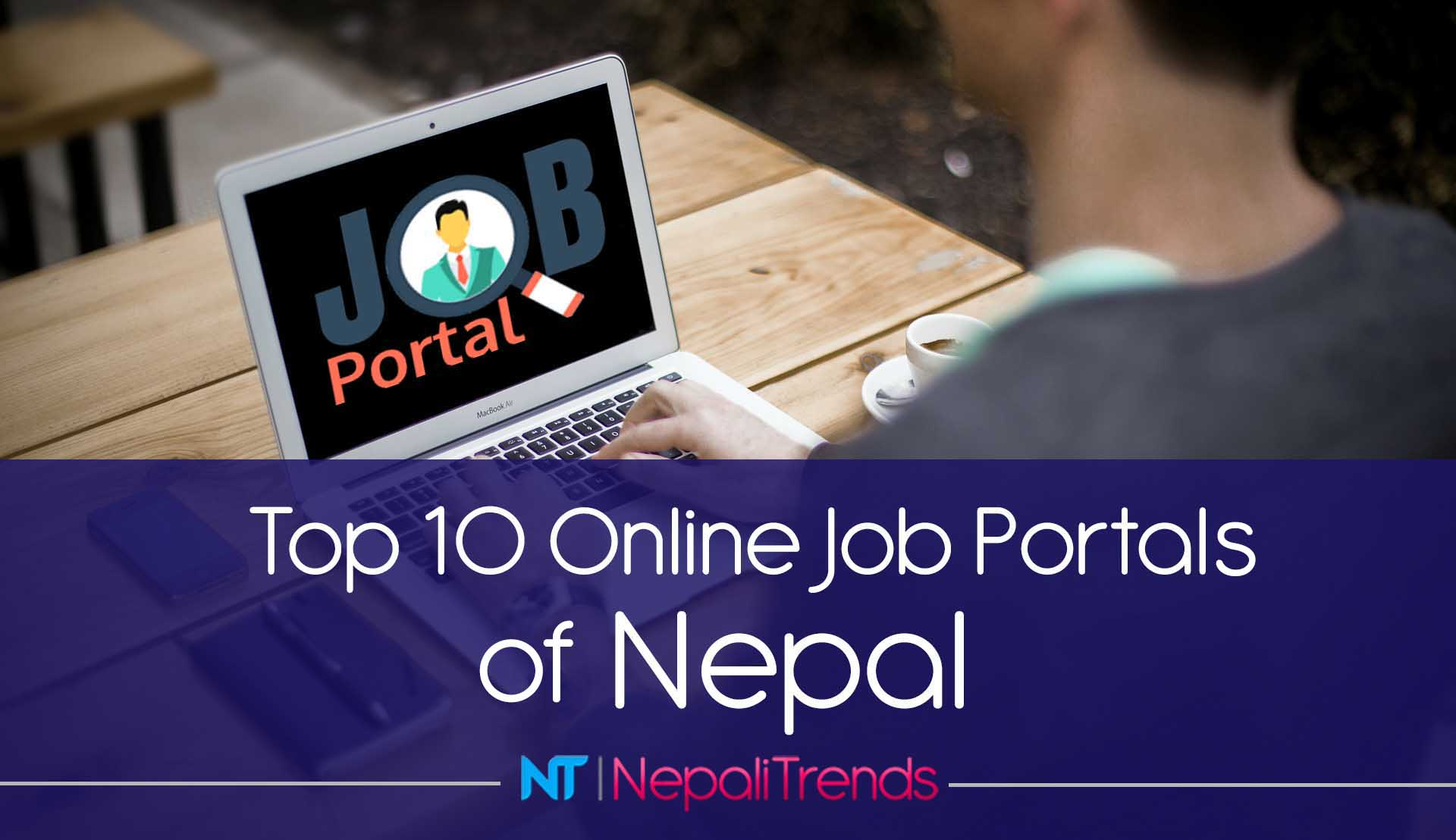 Top 10 Job Portals in Nepal