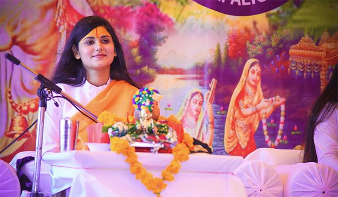 Devi Nidhi Saraswat