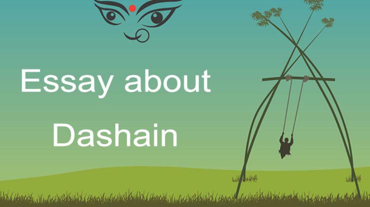 Dashain Festival - Essay | 200, 300, 400 Words