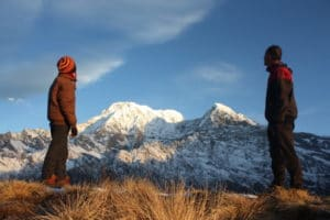Mardi Himal Trek - Best places to visit in nepal in summer