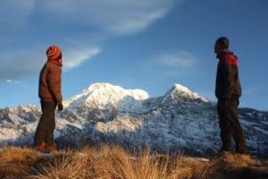 Mardi Himal Trek - Best places to visit in nepal in summer