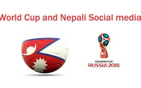 World Cup and Nepai Social Media