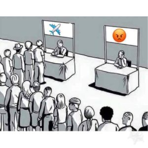 plane emoji on Facebook