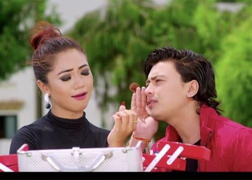 kabita nepali music video