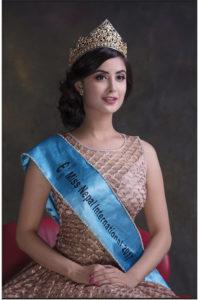 Niti Shah Miss International 2017