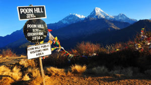Poon Hill - best winter destination