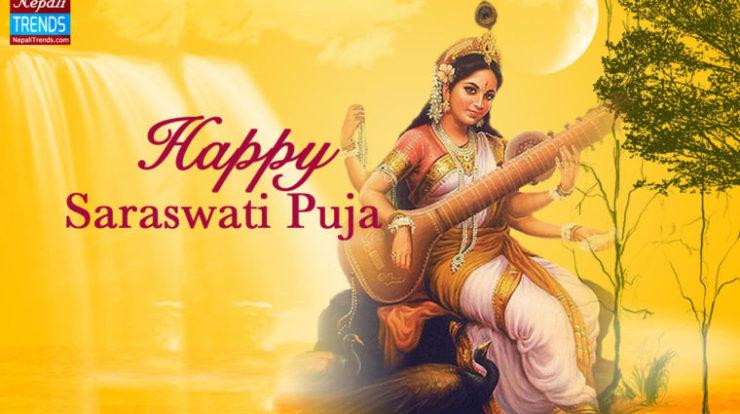 Saraswati-Puja-