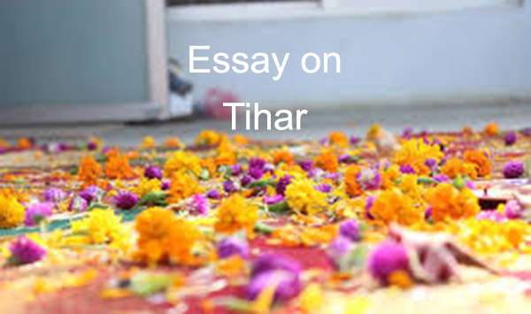 Essay on tihar