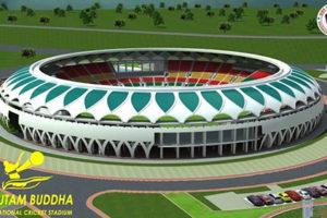 Gautam Buddha International Crickert Stadium