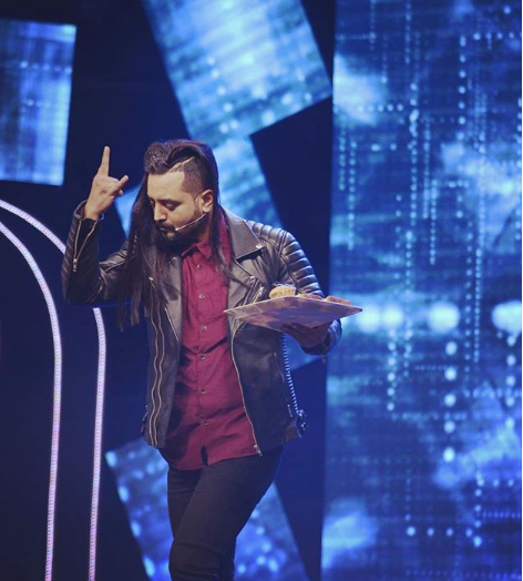 Asif on Nepal Idol