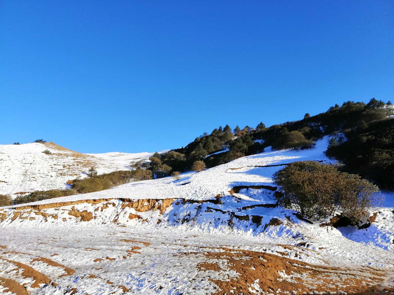 Kalinchowk Snow