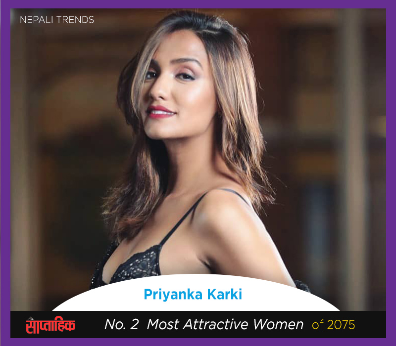 priyanka Karki most attractive nepali women