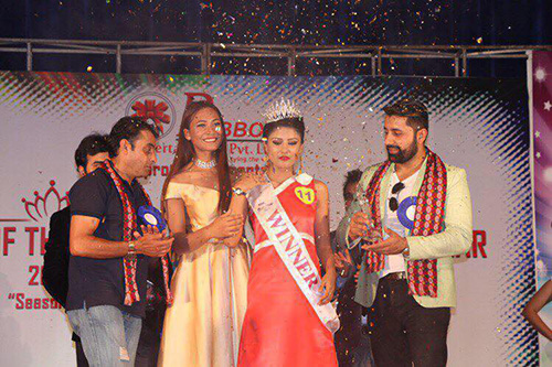 christin poudel miss teen of the year 2017