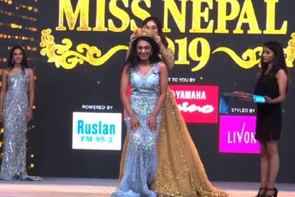 Miss Nepal 2019