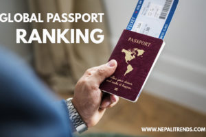global passport ranking