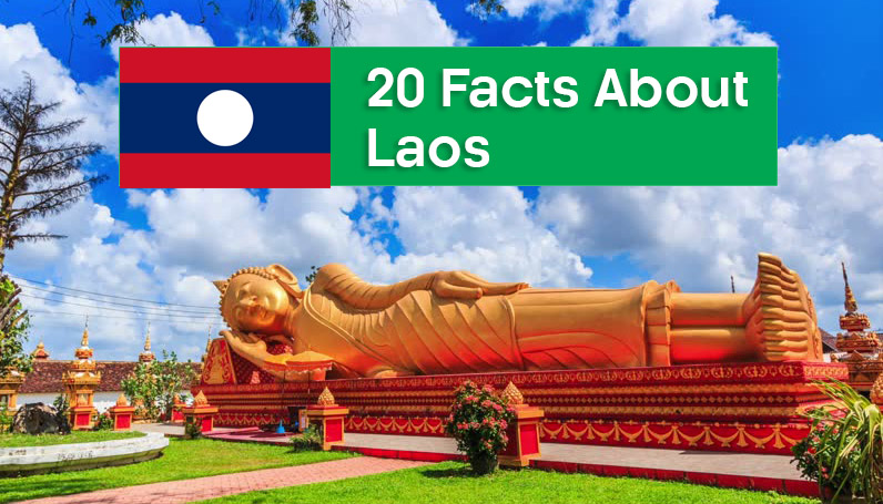 facts about lao