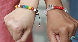 Redcycle bracelet