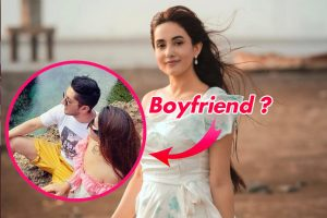 Aditi Budathoki Boyfriend photo