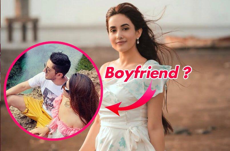 Aditi Budathoki Boyfriend photo