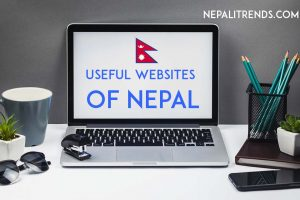 useful websites of Nepal