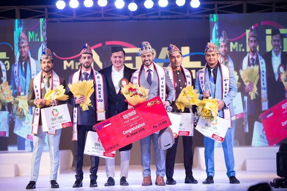 Mr Nepal World 2019