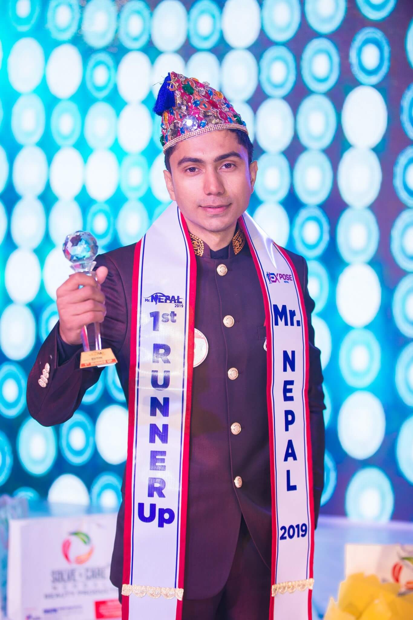 Mr. Nepal First Runner Up