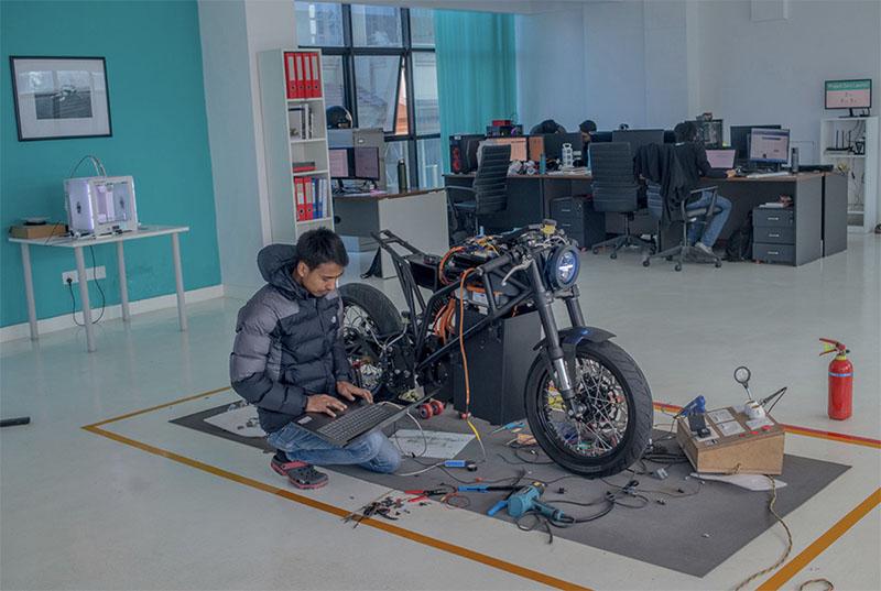Yatri Motorcycles 8